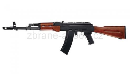 zbraně ICS - ICS AK-74 Wood