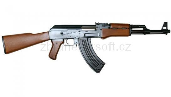 manuální CyberGun - AK 47