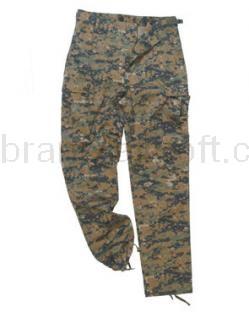 Kalhoty - Kalhoty ACU Woodland vel. L