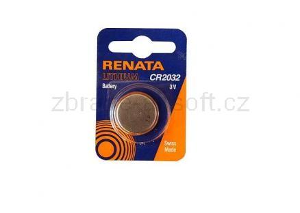 Baterie Ostatní - Baterie Renata 2032