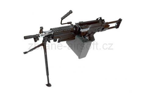 zbraněSTTi - M249 Para celokov