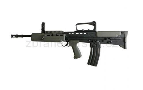 zbraněSTTi - R85 A1 celokov blow back
