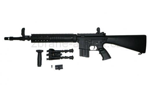 zbraněSTTi - S16 SPR R.I.S. celokov