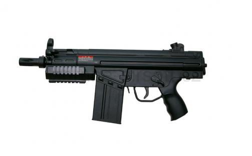 zbraněSTTi - S3 SAS celokov