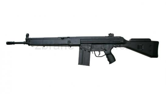 zbraněSTTi - S3 SAS Long celokov