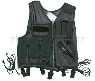 Army shop Taktické vesty - taktická vesta pistolová