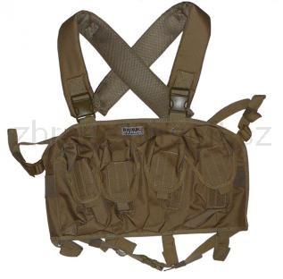 Army shop Taktické vesty - Swiss Arms bandalír