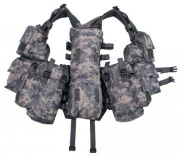 Army shop Taktické vesty - Taktická vesta 12 ACU