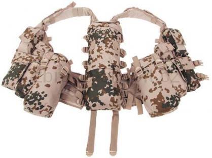 Army shop Taktické vesty - Taktická vesta 12 BW Tropic