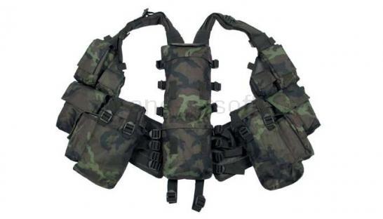Army shop Taktické vesty - Taktická vesta 12 Vz.95