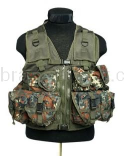 Army shop Taktické vesty - Taktická vesta 9 BW