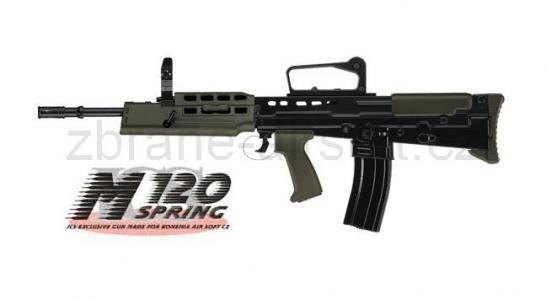 zbraně ICS - ICS L85 A2