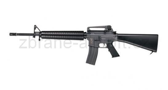 zbraně ICS - ICS M16 A3