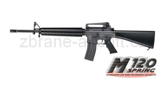 zbraně ICS - ICS M16 A3 - upgrade
