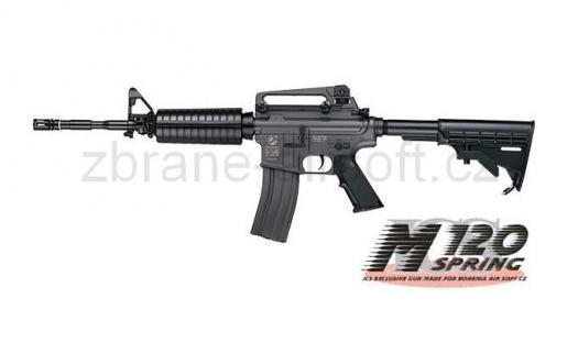 zbraně ICS - ICS M4 A1 Carbine - upgrade