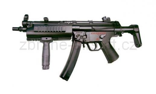 zbraně ICS - ICS SMG5 A5 R.I.S.
