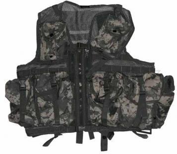Army shop Taktické vesty - Taktická vesta MOLLE 8 ACU