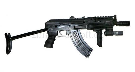 zbraně SRC - AK ADV kov gen. II