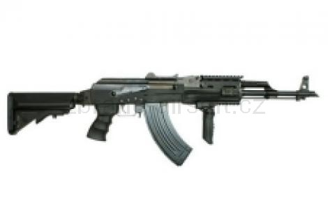 zbraně SRC - AK TAC kov gen. III