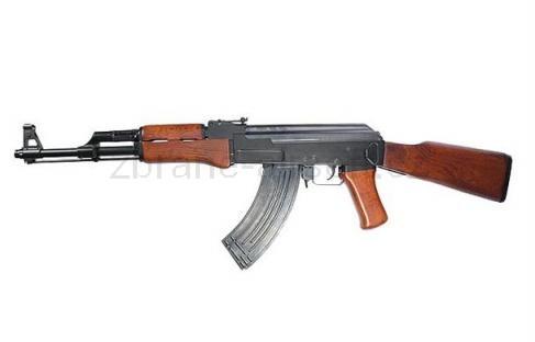 zbraně SRC - AK-47 kov dřevo gen. II + kufr