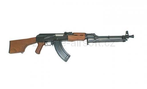 zbraně SRC - AK-47 RPK kov