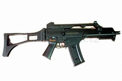 zbraně SRC - SR36 C gen. II
