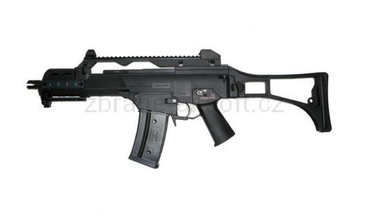 zbraně SRC - SR36 C gen. III