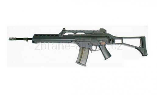 zbraně SRC - SR36 E2 gen. II