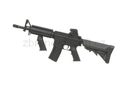 zbraně SRC - SR4 CQB (CS) kov gen. II