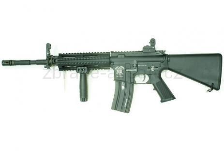 zbraně SRC - SR4 S.I.R. kov gen. II