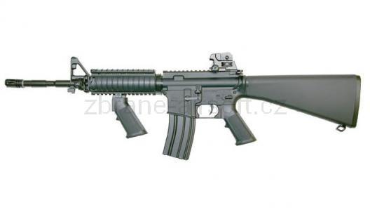 zbraně SRC - SR4-16