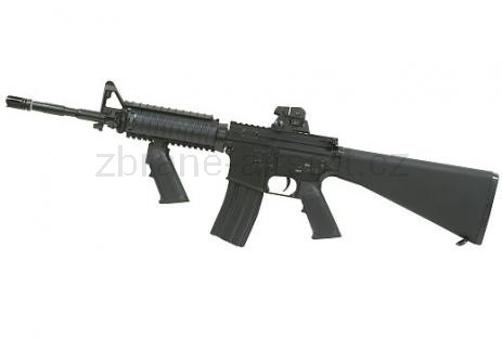 zbraně SRC - SR4-16 kov gen. II