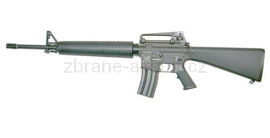 zbraně SRC - SR4-A3 kov