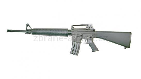 zbraně SRC - SR4-A3 kov gen. II
