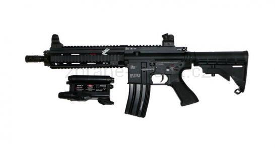 zbraně SRC - SR416 D10 kov gen. III
