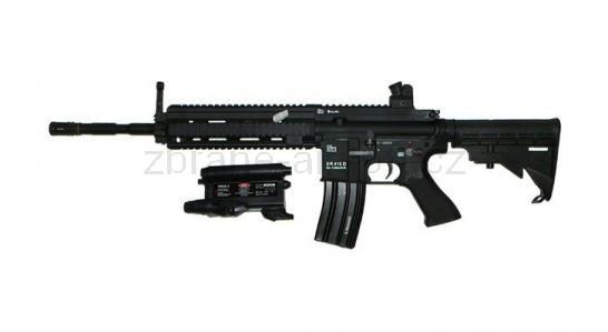 zbraně SRC - SR416 D14,5 kov gen. III