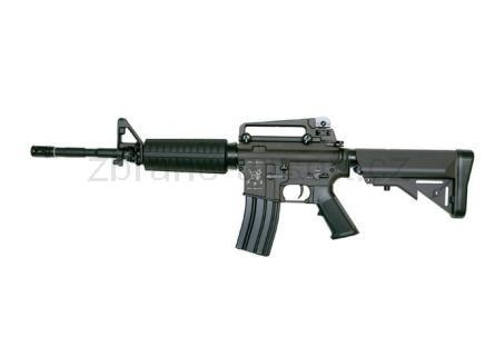 zbraně SRC - SR4A1 (CS) kov