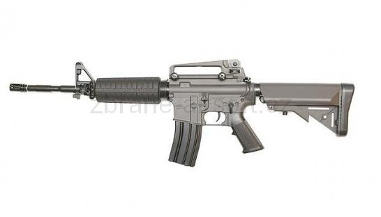 zbraně SRC - SR4A1 (CS)