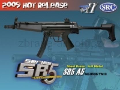 zbraně SRC - SR5 A5 kov gen. II