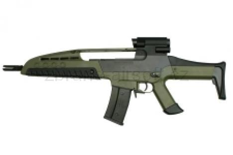 zbraně SRC - XR8-2 green gen. III