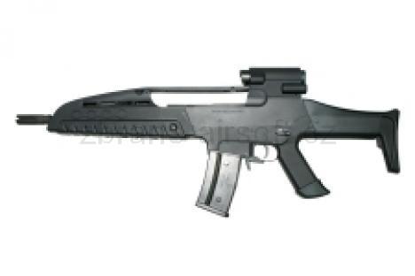 zbraně SRC - XR8-2 black gen. III