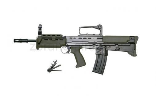 zbraně STAR - L85 A2 Carbine