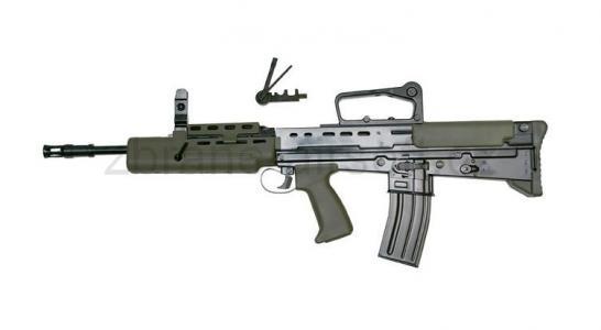 zbraně STAR - L85 A2 Rifle