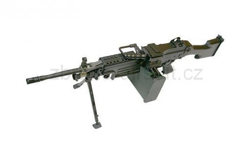 zbraně STAR - M249 Mk.II