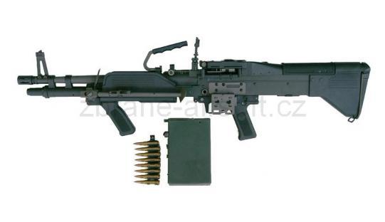 zbraně STAR - M60E4