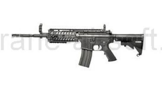 zbraně G and ;G - GG Colt M4A1 CQB kov blowback