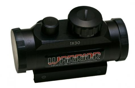 Warrior - kolimátor 30mm R/G