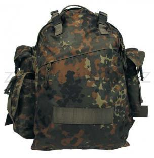 Army shop Batohy a tašky - Batoh Combo 40l Flecktarn