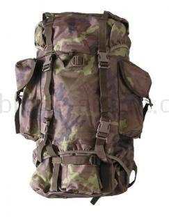 Army shop Batohy a tašky - BW bojový batoh Vz.95 65l