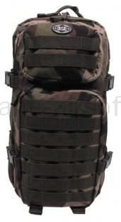 Army shop Batohy a tašky - Batoh MFH US ASSAULT PACK CCE tarn 30l